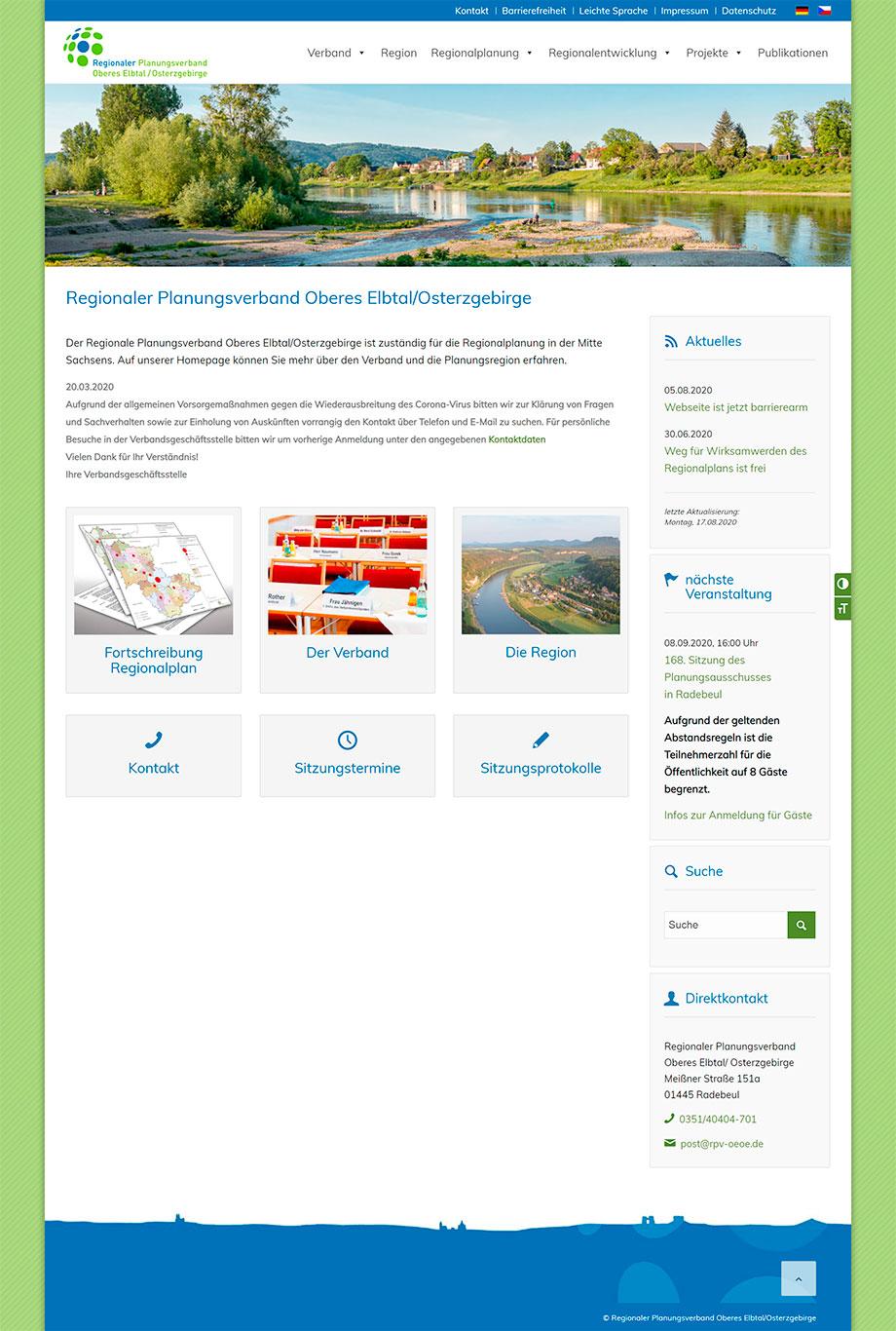 Barrierefreies Webdesign Leipzig