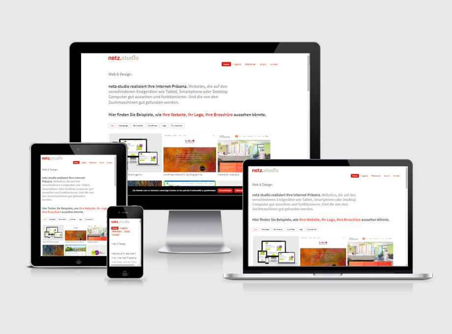 Responsive Webdesign WordPress Leipzig