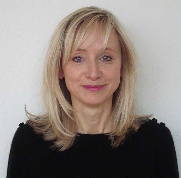 Webdesignerin Susanne Studt aus Leipzig